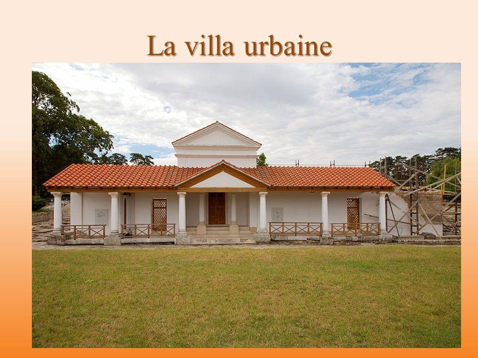 La villa urbaine