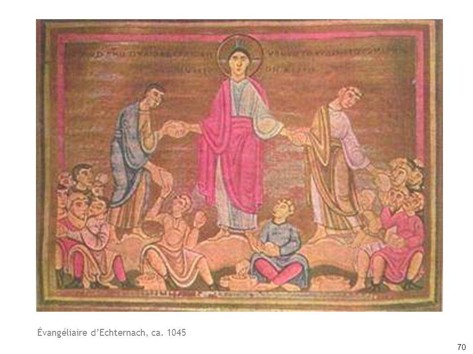 Évangéliaire dEchternach, ca. 1045 70