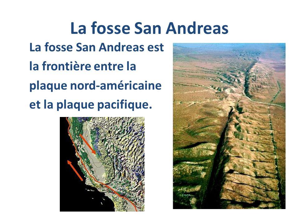 Le mouvement des plaques tectoniques A cause du mouvement des plaques tectoniques la distance entre les provinces de lAtlantique et lEurope de louest saccroît un peu chaque année.