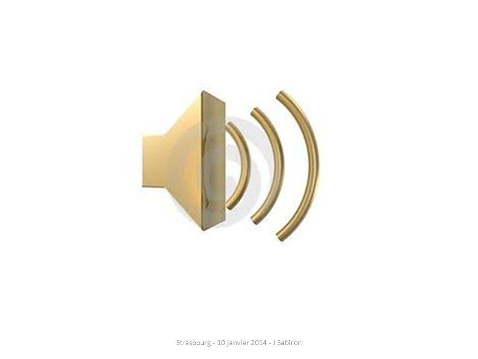 « Au début.., … était le baladeur MP3 Strasbourg - 10 janvier 2014 - J Sabiron
