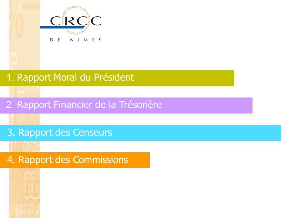 Commission de la Formation En 2010 nous avons organisé 6 conférences (rencontre avec les magistrats à Nîmes et à AVIGNON, lactualité comptable, la médiation du crédit, lactualité informatique et la déclaration de cessation de paiement) ; au total, nous avons enregistré 300 participations.