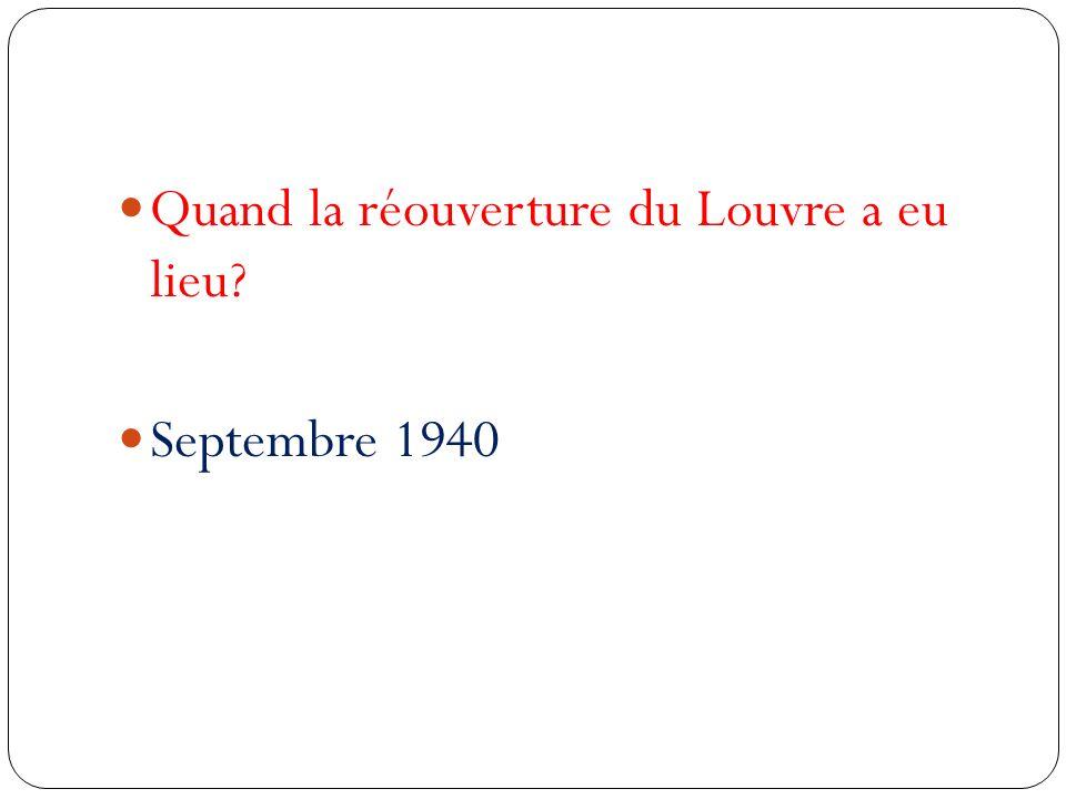 Septembre 1940