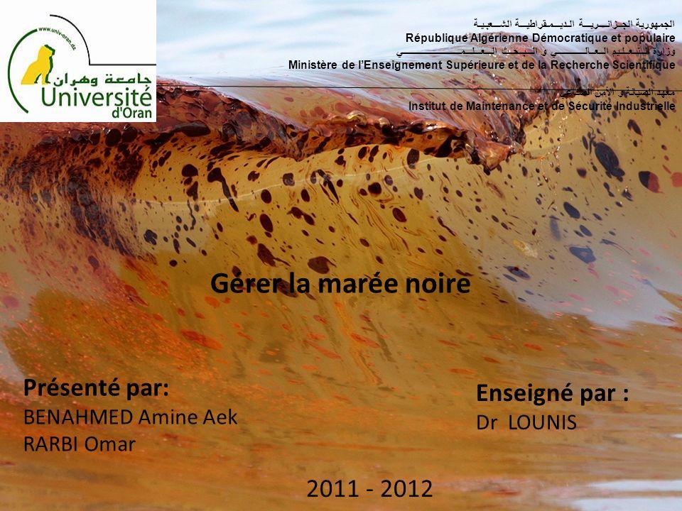 A la suite de la marée noie dERIKA, ils ont crée un réseau de recherche et dinnovation technologiques (RRIT) sur le thème « pollutions marines accidentelles et conséquences écologiques »(RITMER).