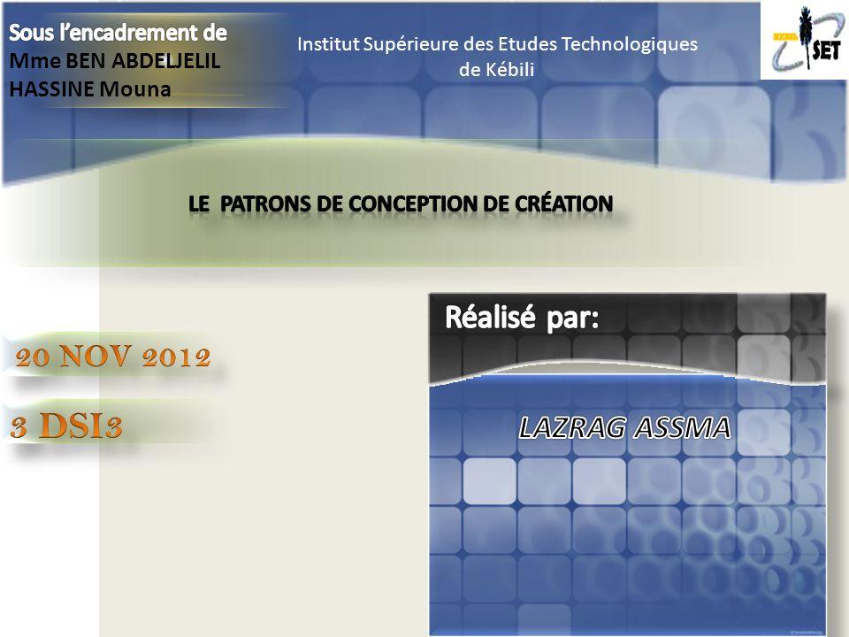 Institut Supérieure des Etudes Technologiques de Kébili