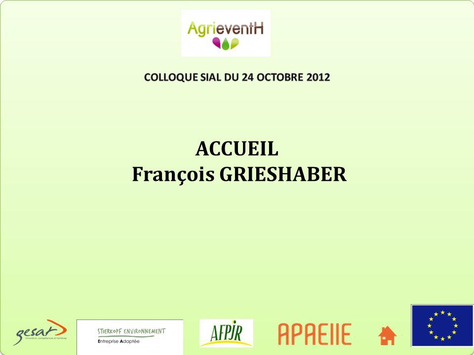 ACCUEIL François GRIESHABER