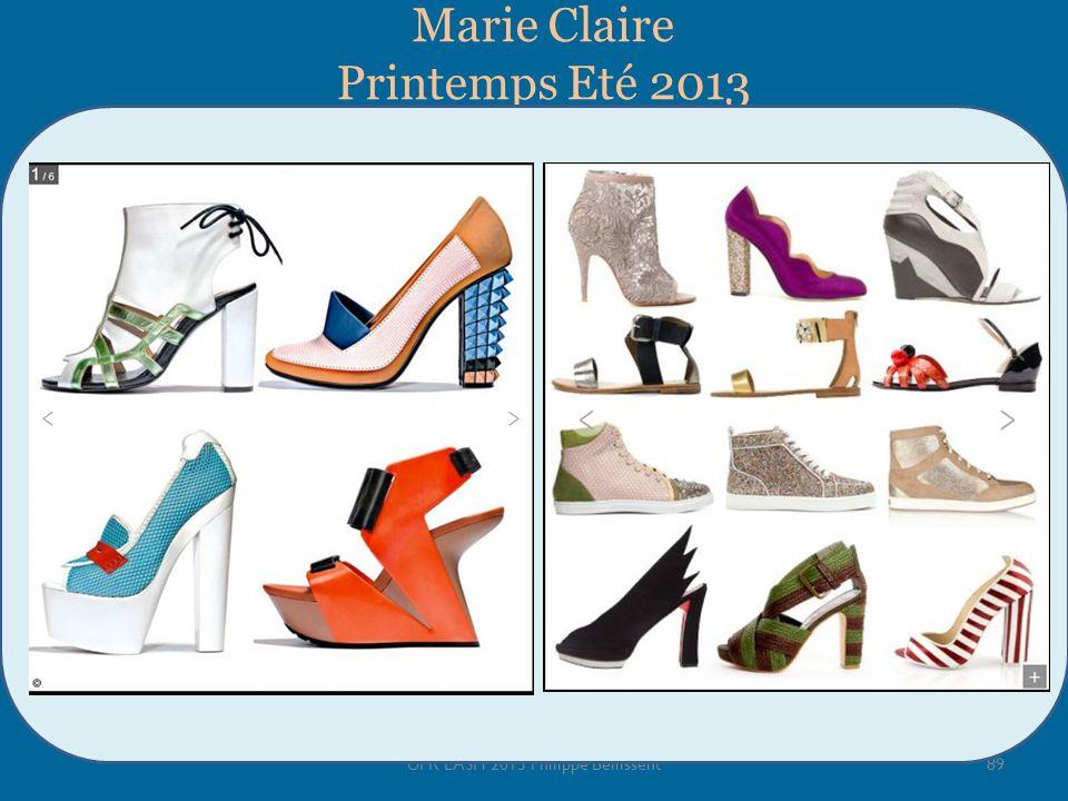 Marie Claire Printemps Eté 2013 UFR LASH 2013 Philippe Bellissent89