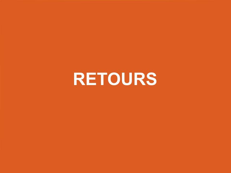 RETOURS