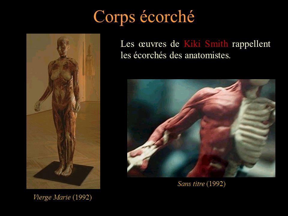 Corps transfiguré Sous le scalpel des chirurgiens, le visage dOrlan se transforme au gré de ses envies.