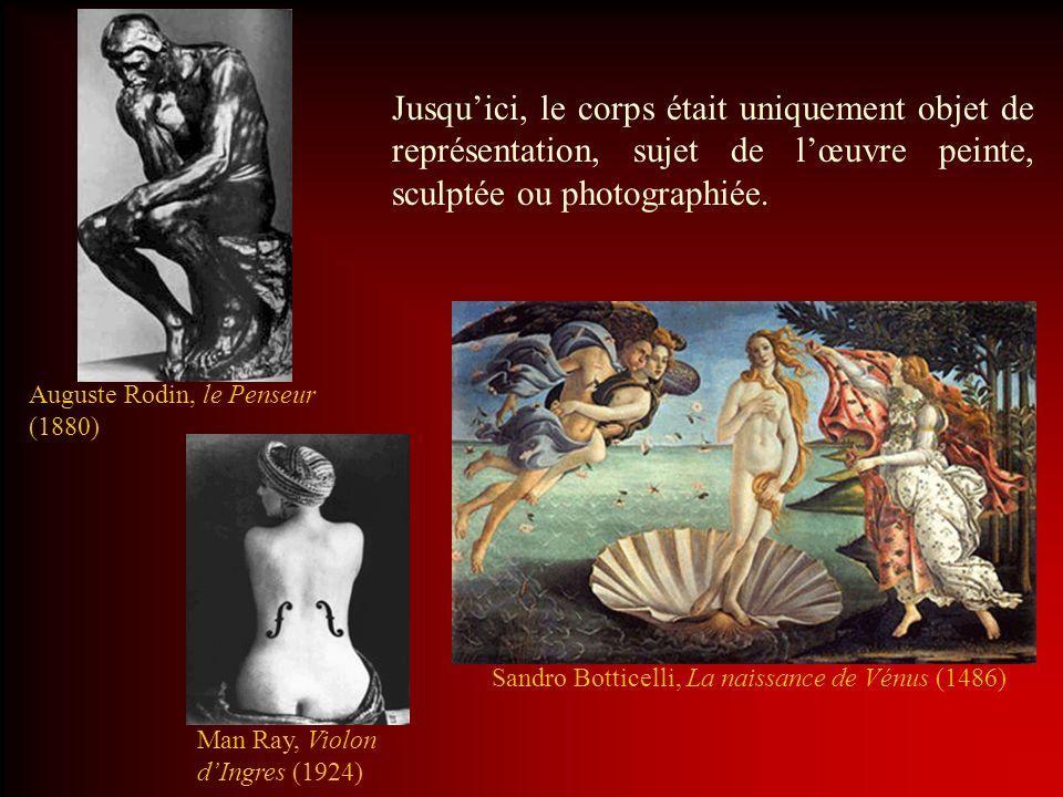 …de 1960 à nos jours - © Cécile Barbarin. EDU7492. UQÀM. Été 2002 -