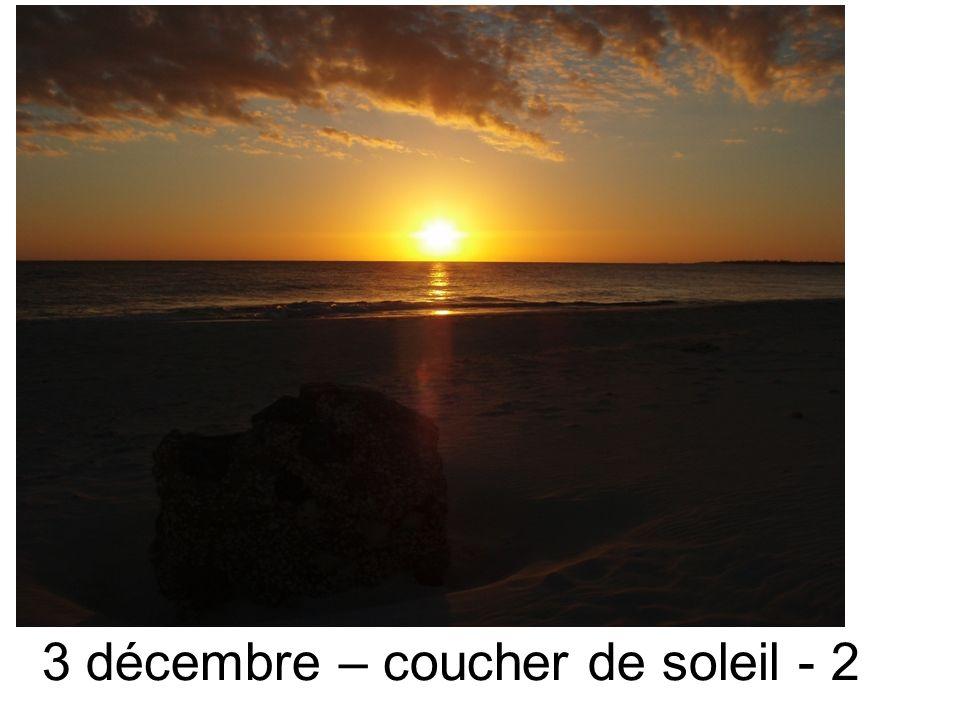 3 décembre – coucher de soleil - 2