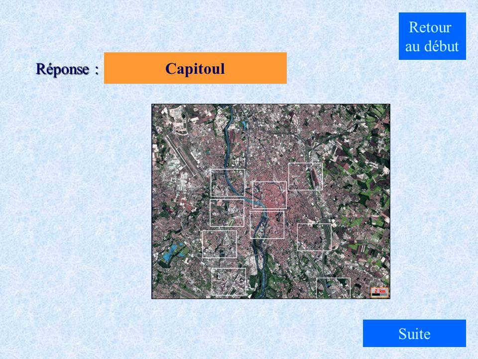 A. Capitoul B. Atmosphère C. Environnement Quel est le nom de l'expérience qui se déroule à Toulouse pour étudier la météorologie urbaine ? Question 2