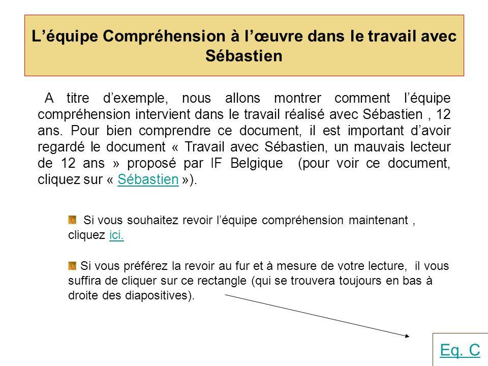 Léquipe Compréhension à lœuvre dans le travail avec Sébastien Marché aux poissons près de Dakar Pour rappel, voici limage et le texte sur lesquels portait le travail.