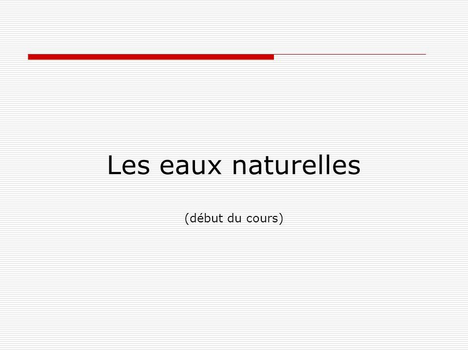 Sur fiche ddass lozere.jpg / physico-chimie En France, la présence de nitrates dans les eaux continentales provient à 66 % de lagriculture, suite à lépandage de doses massives dengrais azotés et de lisier (effluents délevage).