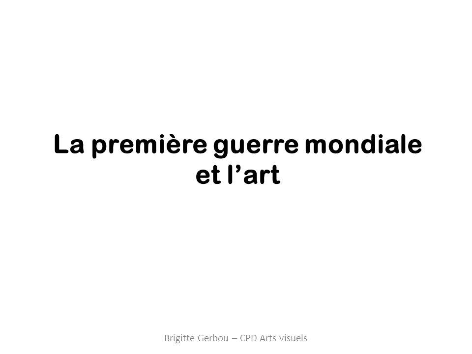 Marcel Duchamp- LHOOQ - 1919 Brigitte Gerbou – CPD Arts visuels