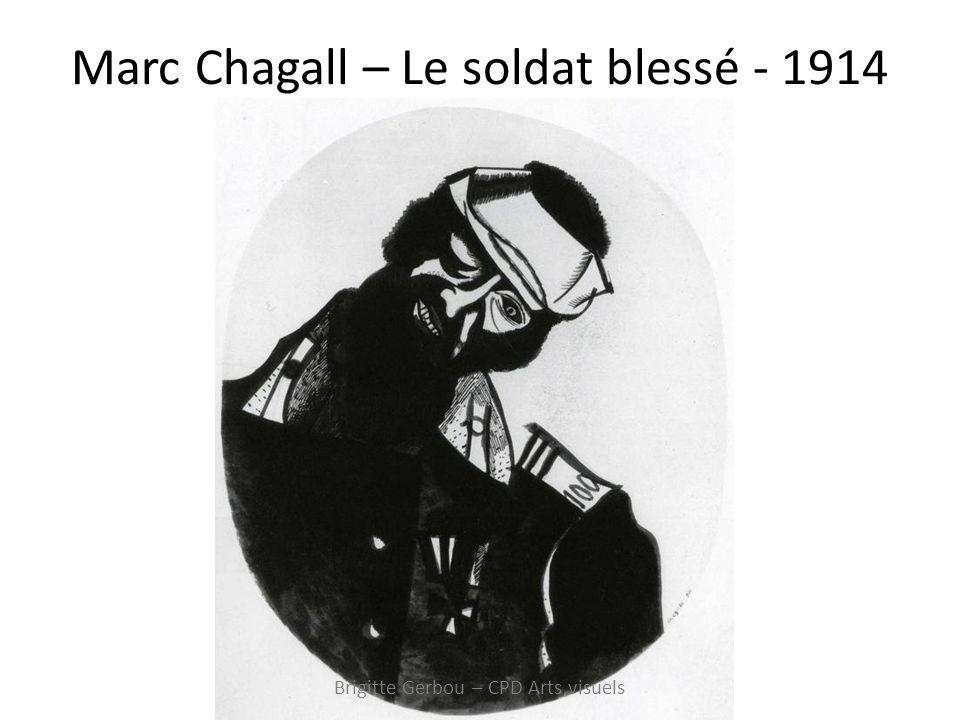 Otto Dix, artiste et combattant allemand peint la guerre et ses conséquences.