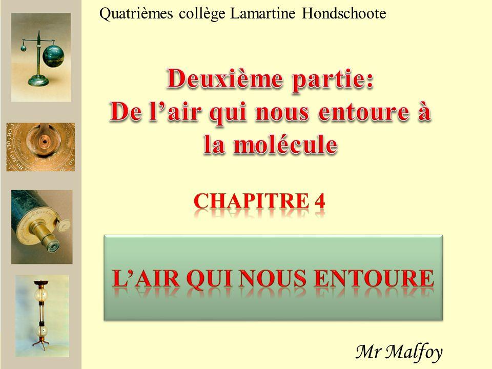 Mr Malfoy Quatrièmes collège Lamartine Hondschoote