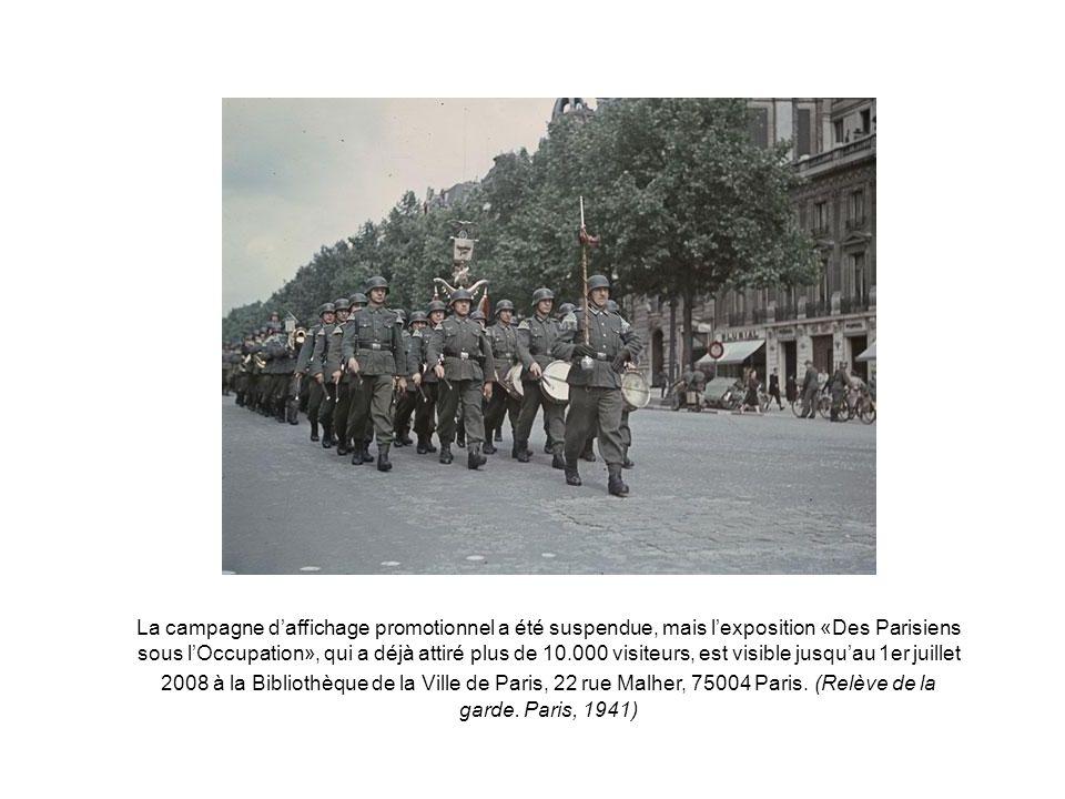 Cette mise en perspective sera mise en place dans les jours qui viennent à la demande du maire de Paris. Bertrand Delanoë a également demandé quun ave