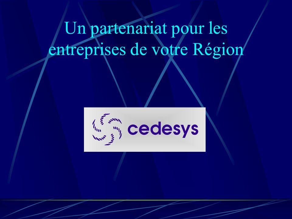 Un partenariat pour les entreprises de votre Région