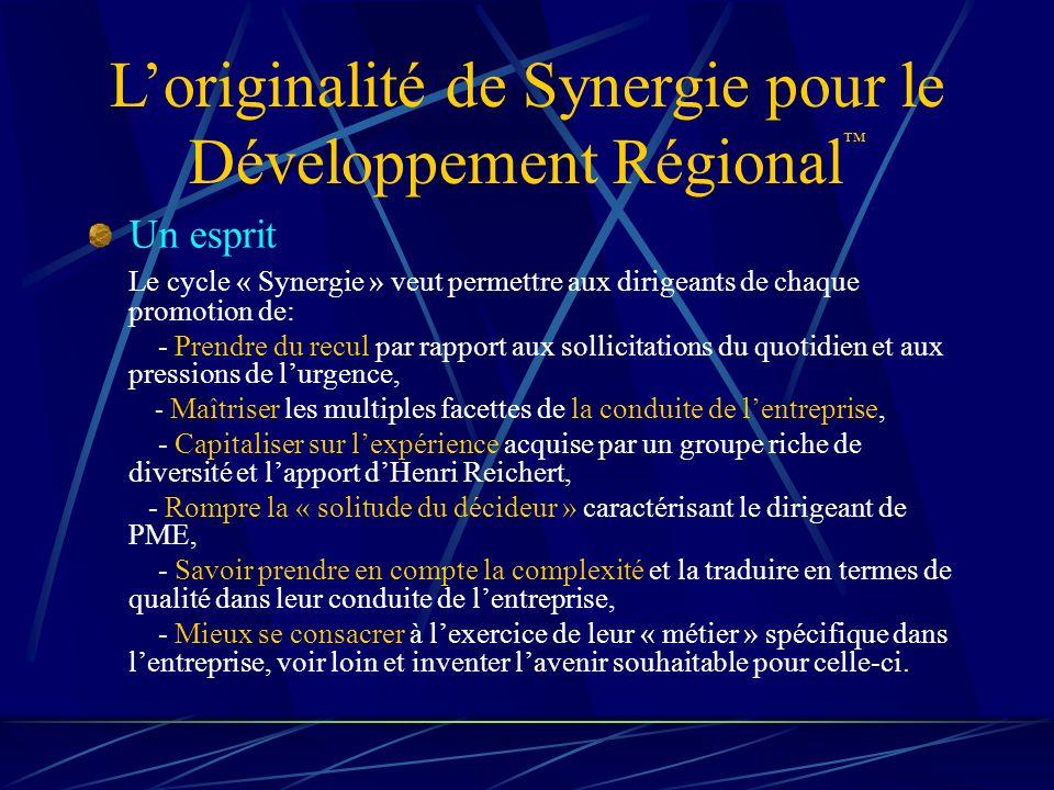 Synergie pour le Développement Régional 3H –Cliniques A.A.C.F - Conseil sécurité A.C.P.F.