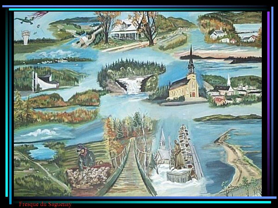 Fresque de Beauport