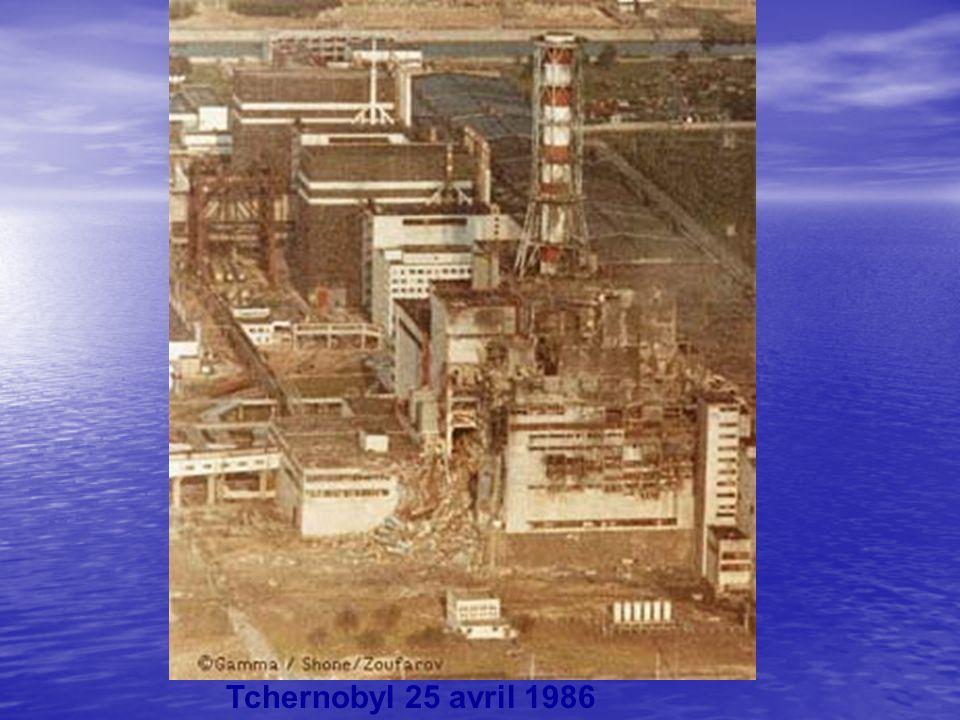 Tchernobyl 25 avril 1986