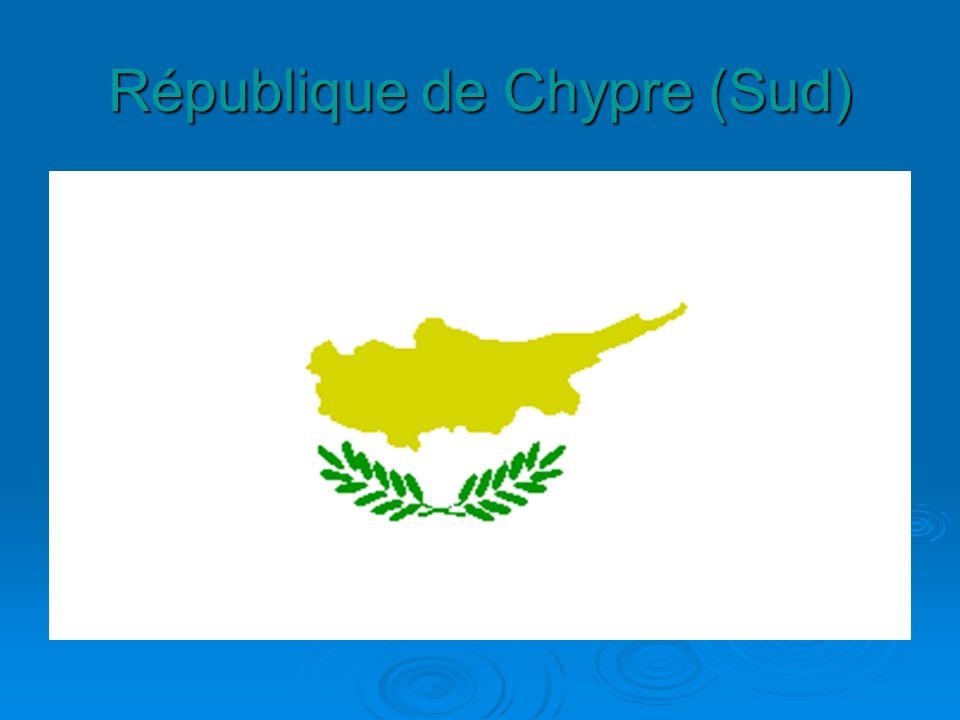 République de Chypre (Sud)