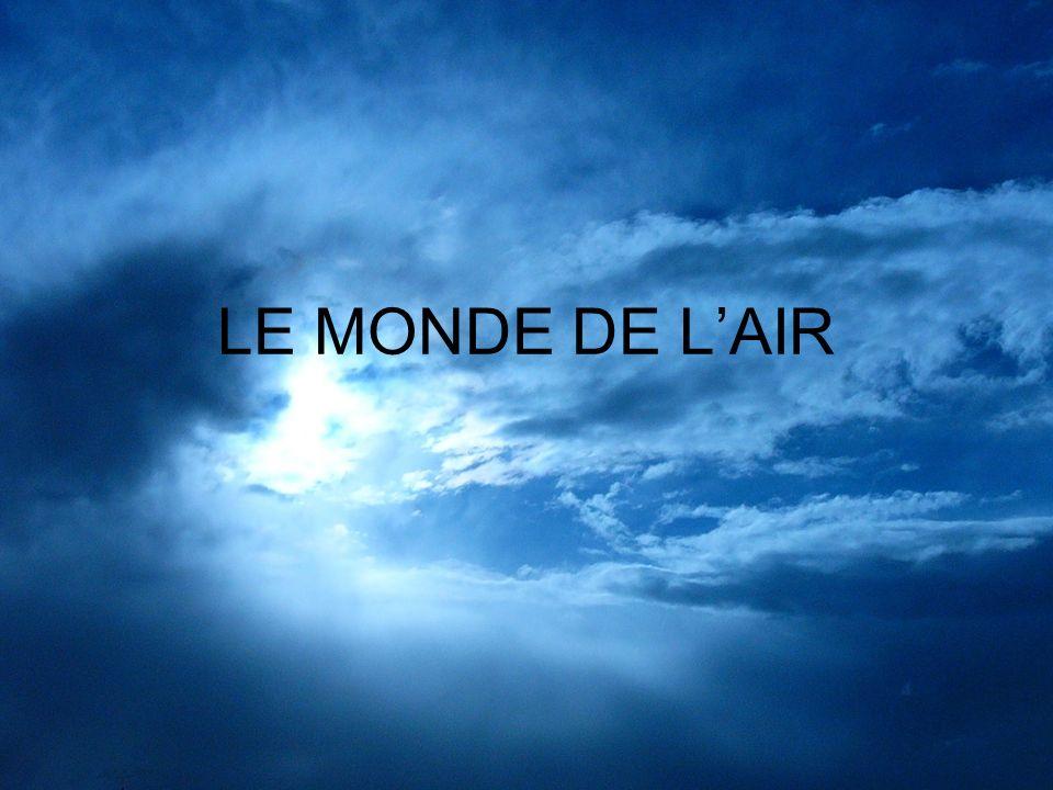 LE MONDE DE LAIR