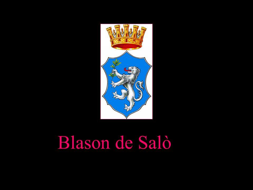 Blason de Salò