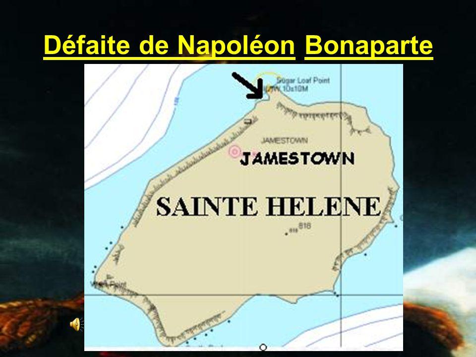 WATERLOO 18 juin 1815, les armées napoléoniennes sont vaincues à Waterloo