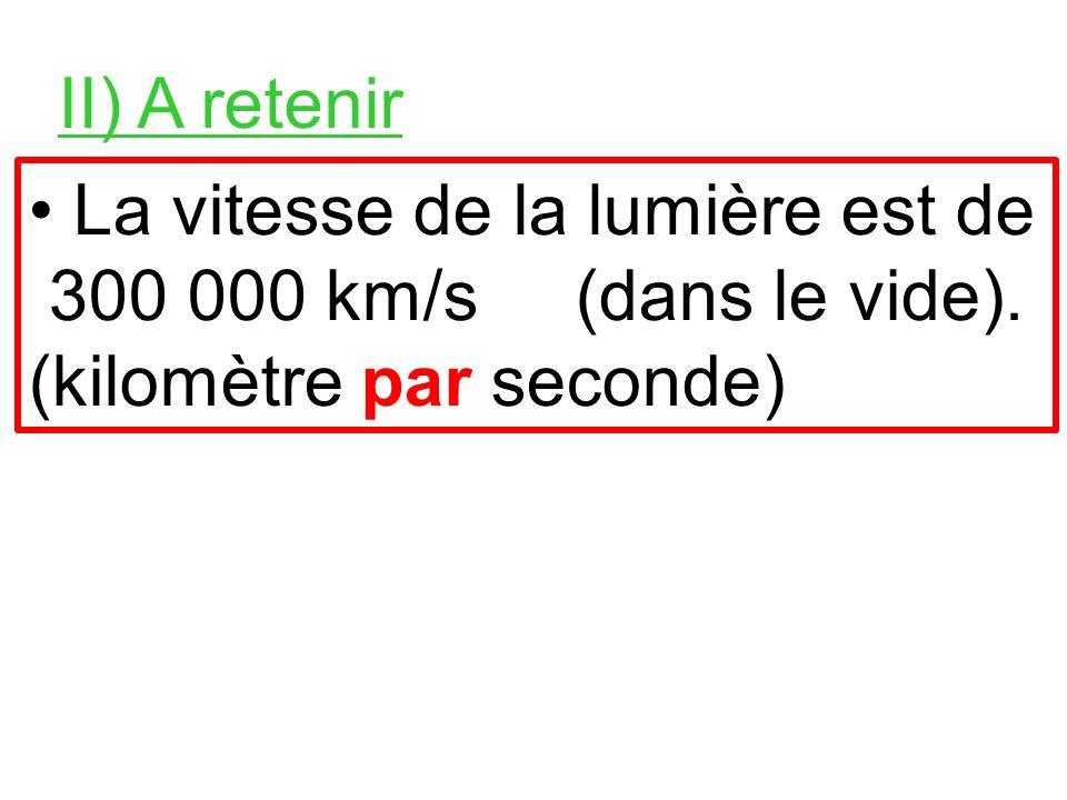 On en déduit la longueur d : d = 200 000 000 x 0,16 d = 32 000 000 m d = 32 000 km