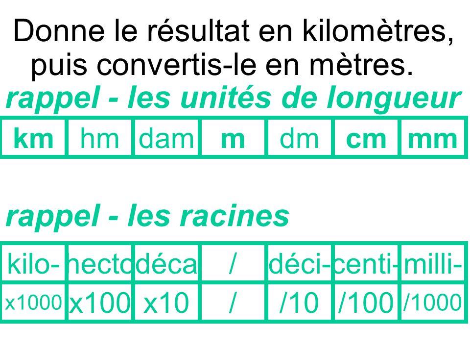 Notation scientifique La notation scientifique est l écriture d un nombre décimal, sous la forme : a x 10 p ex: 300 = 3 x 10 2