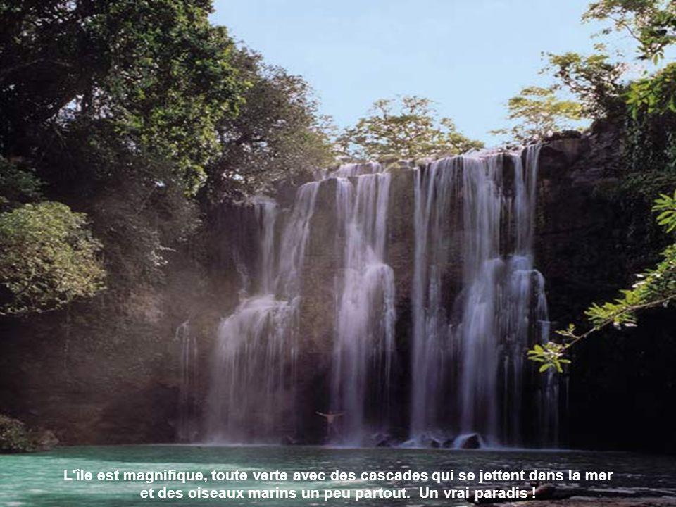 Pour vous y rendre, c est très simple, un billet d avion pour le Costa Rica, embarquement sur le petit port de Puntarenas et.