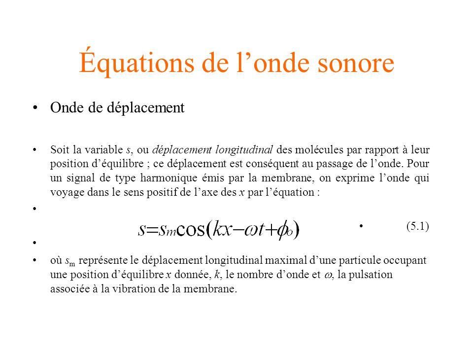 Niveau acoustique … Sous cette forme, on exprime le nombre N B sans dimension en bels (B), nommé ainsi en hommage à A.G.