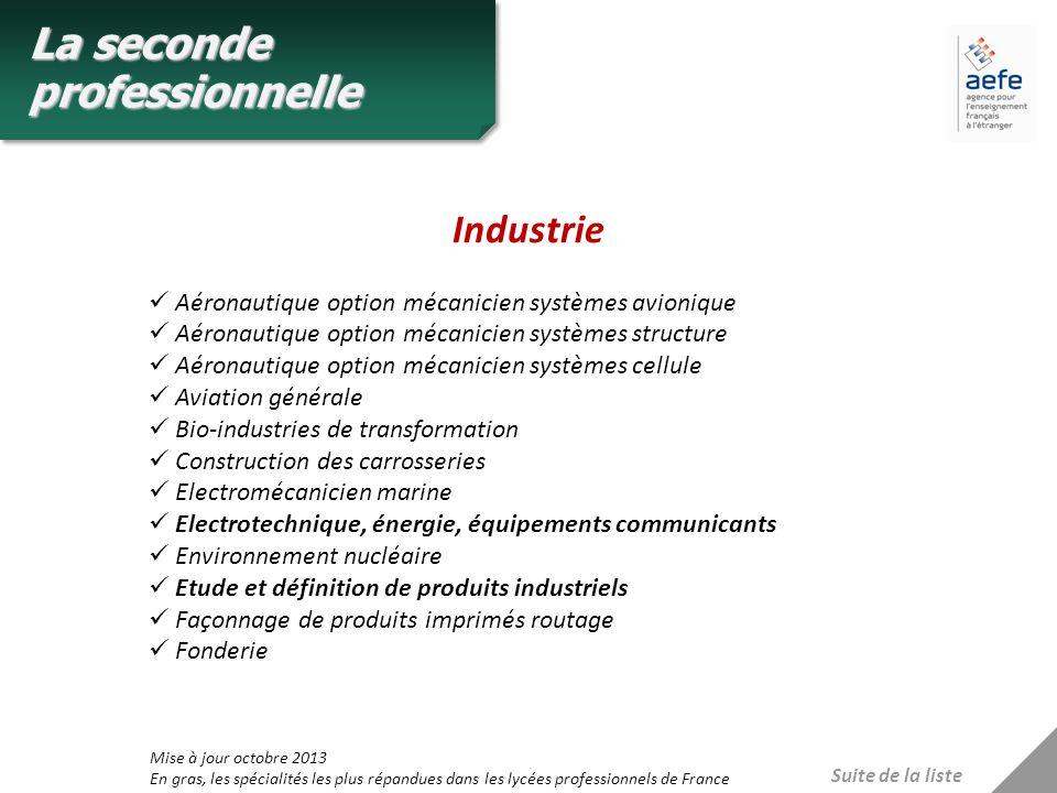 Industrie Aéronautique option mécanicien systèmes avionique Aéronautique option mécanicien systèmes structure Aéronautique option mécanicien systèmes