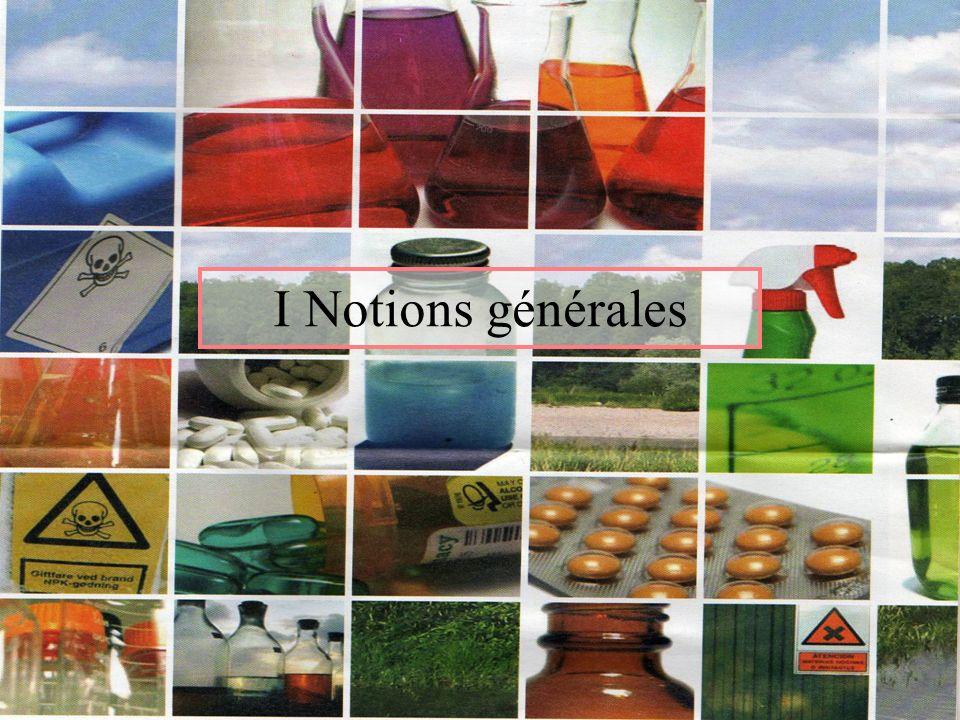 4 I Notions générales