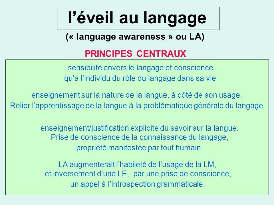 Quelle grammaire de FLE (4)? (se) poser les bonnes questions -où est la réflexion sur «le mécanisme dengendrement des phrases bien formées quon postul