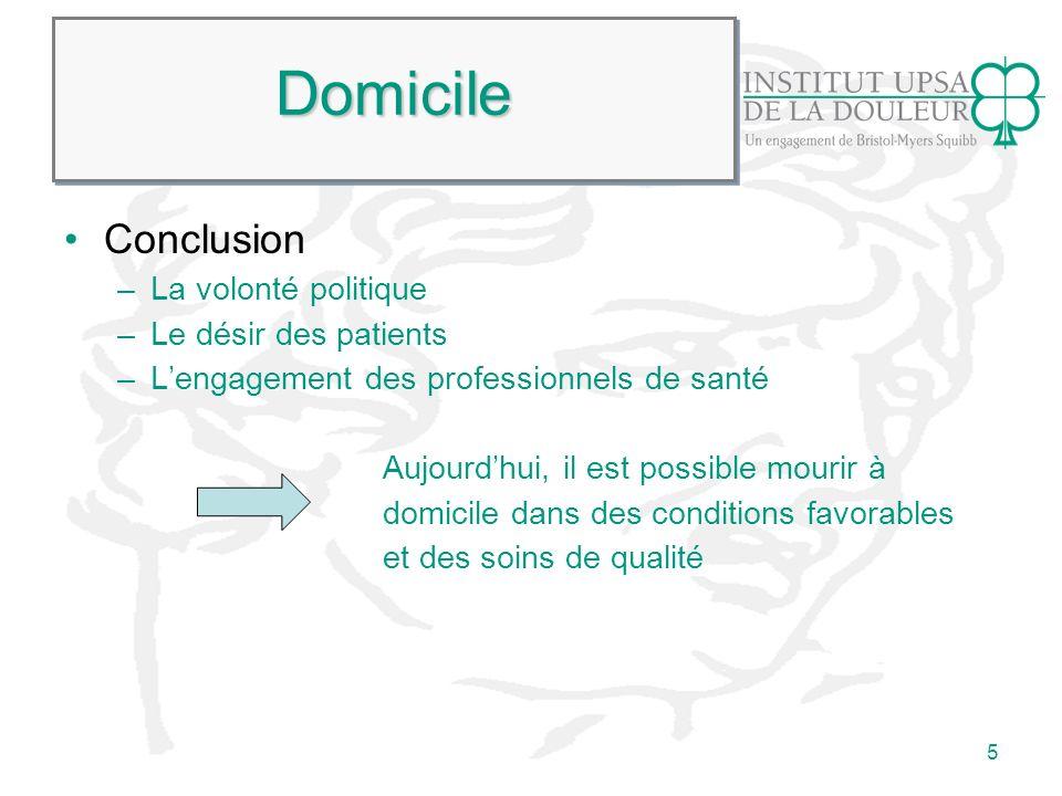 6 IV. Les spécificités A.Domicile B.Gérontologie C.Pédiatrie D.Infectiologie: SIDA