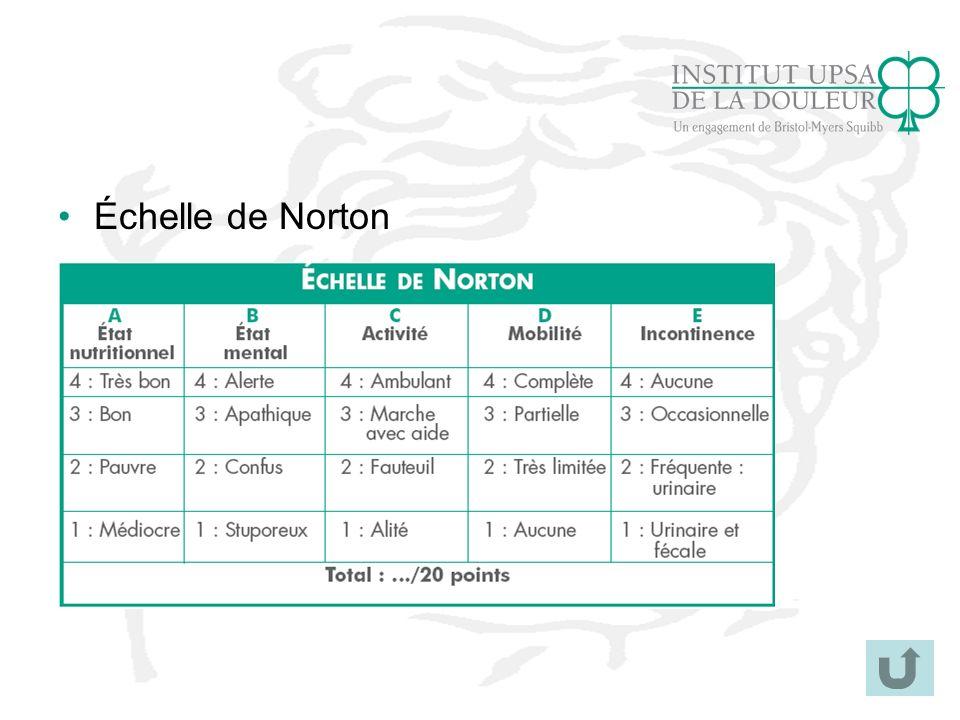 51 Échelle de Norton