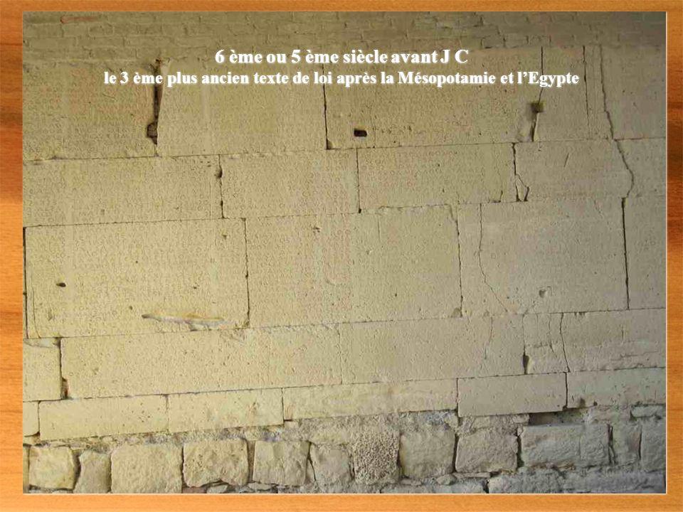 GORTYS (Entrée du christianisme en Crète) Ancienne capitale romaine lOdéon