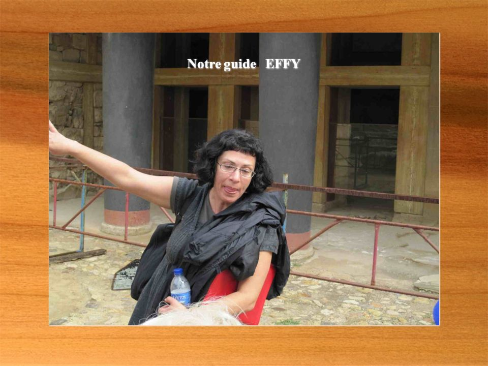 Notre guide EFFY