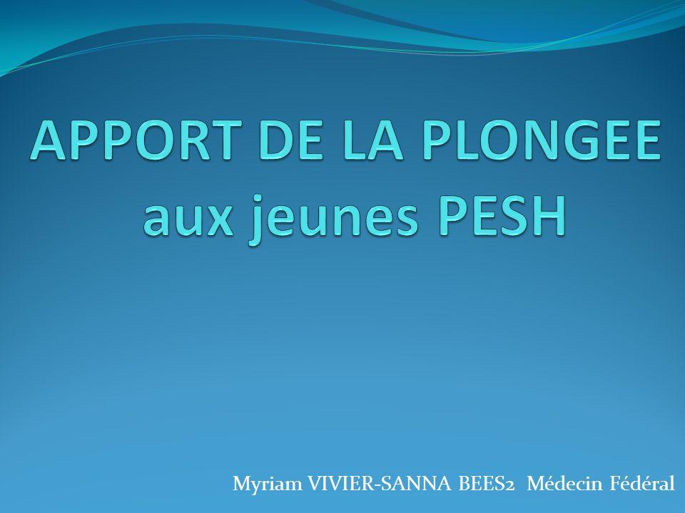 Myriam VIVIER-SANNA BEES2 Médecin Fédéral