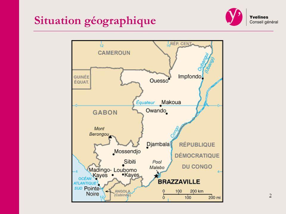 2 Situation géographique