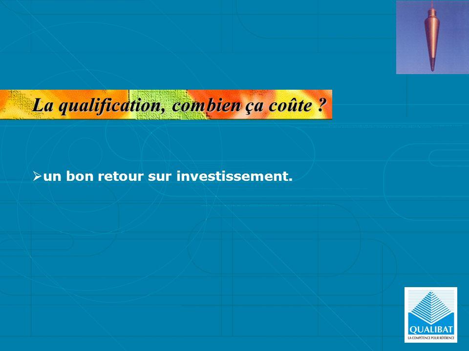Pour assurer son indépendance financière, Qualibat demande aux entreprises une participation financière.
