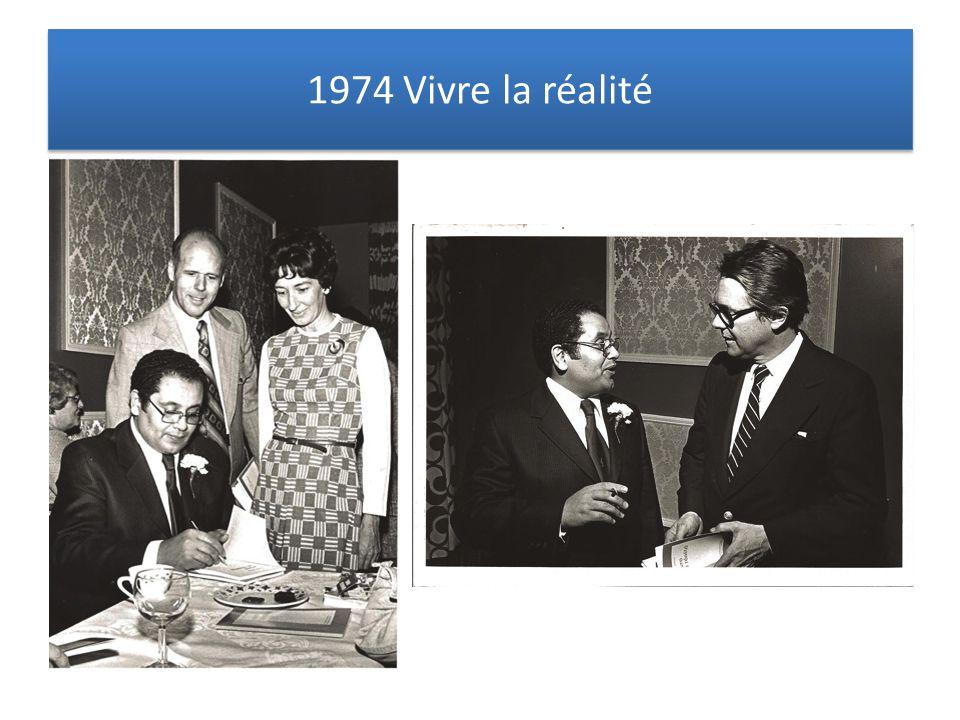 1974 Vivre la réalité