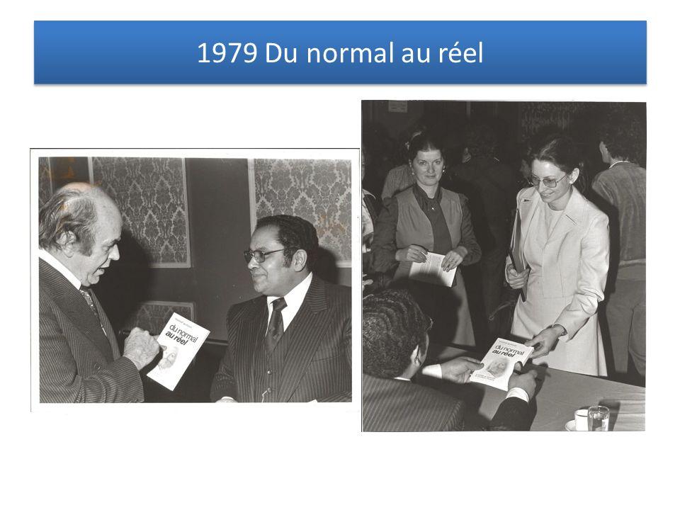 1979 Du normal au réel