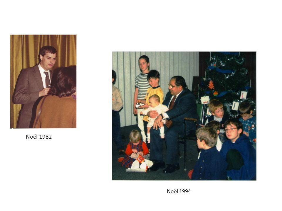 Noël 1982 Noël 1994