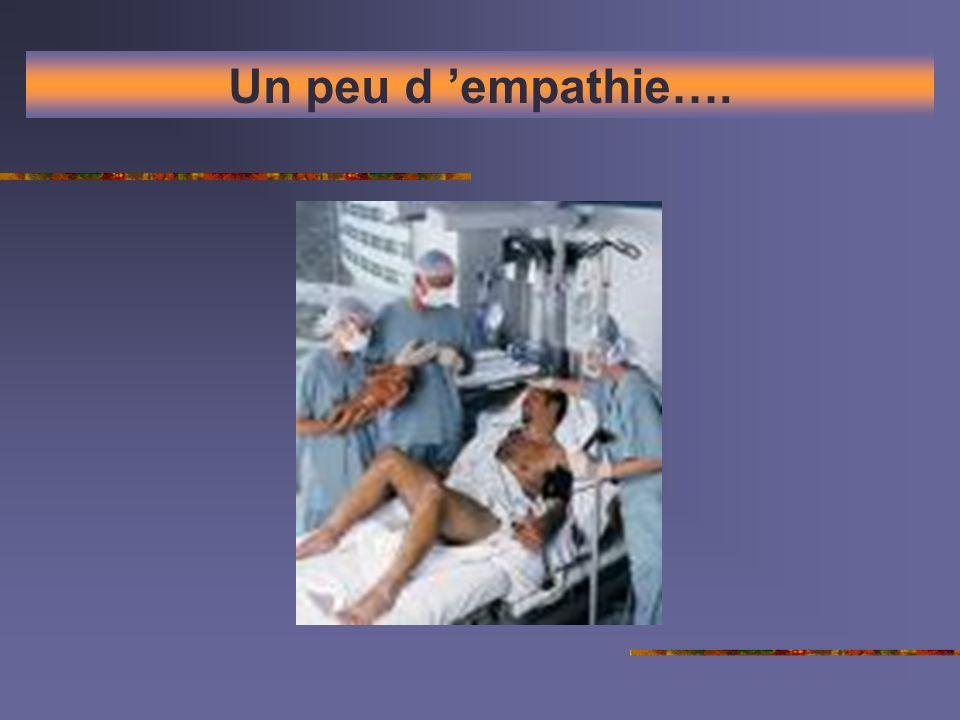 Un peu d empathie….