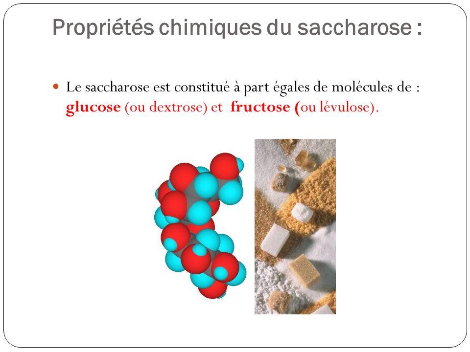 Les glucides : Sont des composés organiques composés de carbone, dhydrogène, et doxygène.