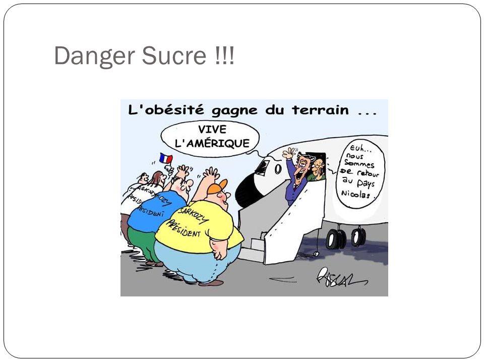 Danger Sucre !!!