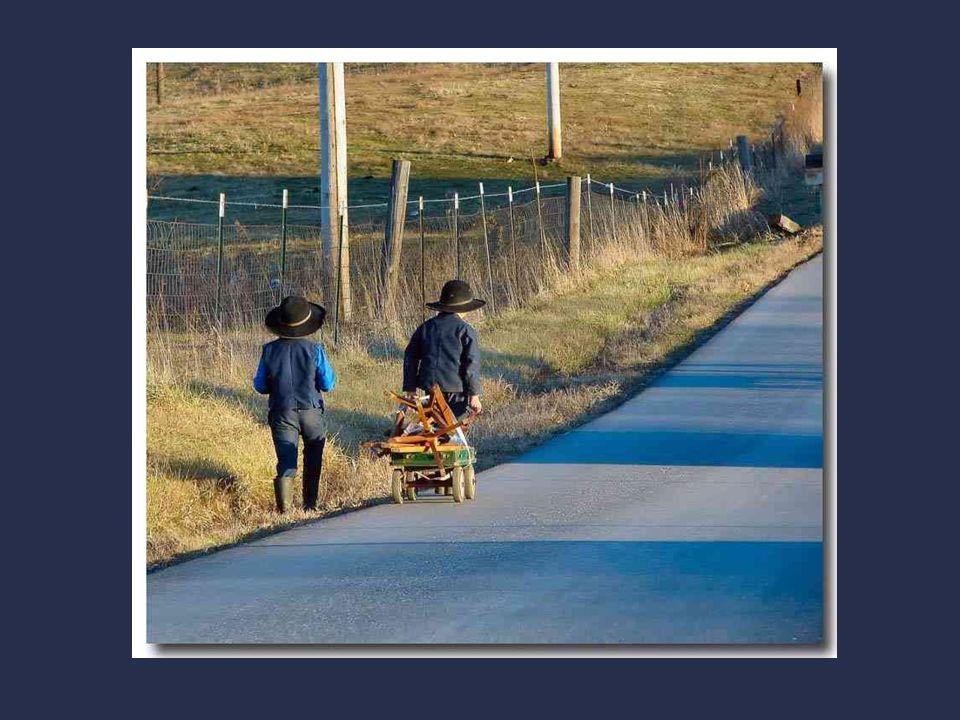 Les Amish ne font pas de prosélytisme religieux. Ils ne cherchent aucunement à convertir qui que ce soit. Si d'aventure quelqu'un veut embrasser leur
